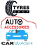 carwash accessories tyres